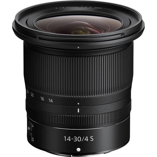 Nikon NIKKOR Z 14-30mm f/4 S Lens Black Friday Deal