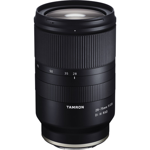 Tamron 28-75mm f/2.8 Di III RXD Lens for Sony E Black Friday Deal