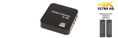 Golden Interstar G-150 4K