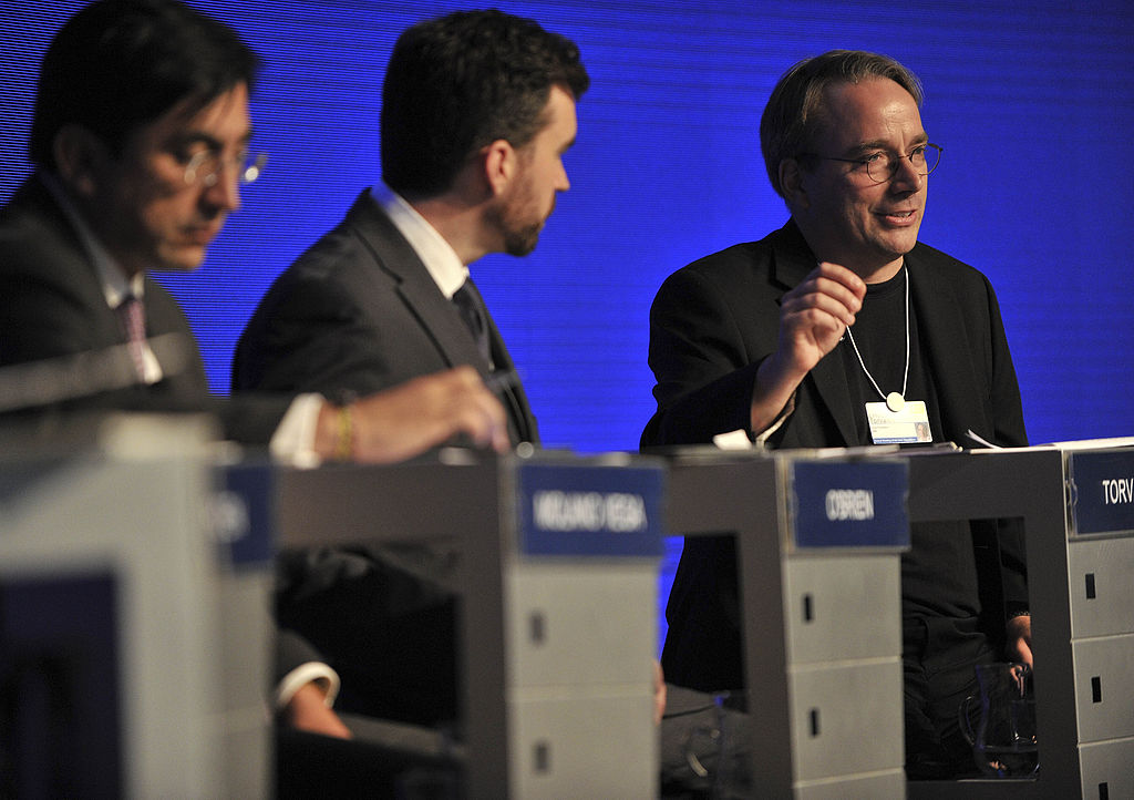 Internethelden (4): Linus Torvalds, der Mann, der uns Linux schenkte