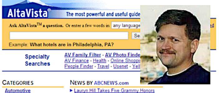 Internethelden (5): Paul Flaherty, der Mann, der uns Altavista gab