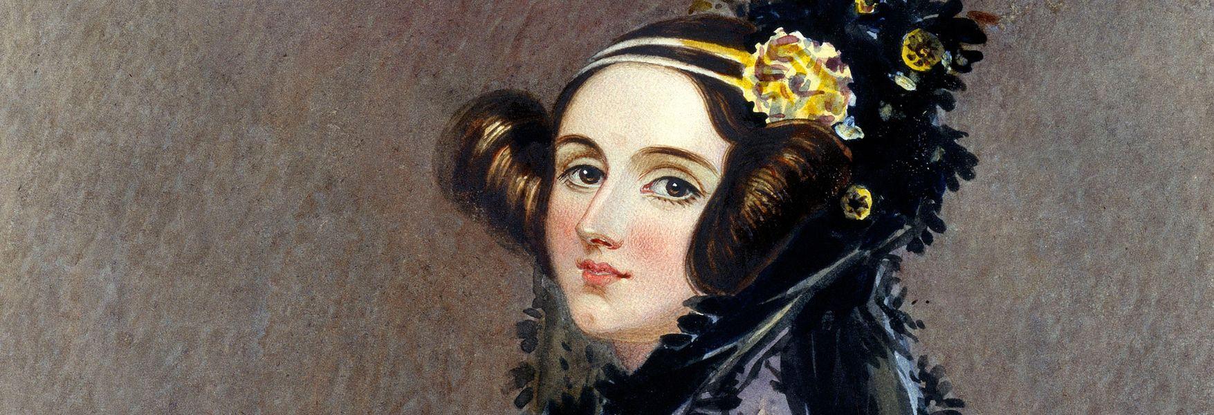 """Lovelace-Day 2020: Ada, die Computerprophetin … aber nicht """"der erste Programmierer"""""""