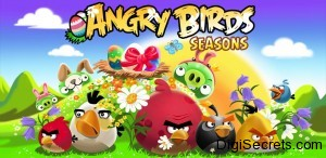 Angry Birds Season - Spring - Easter Egg