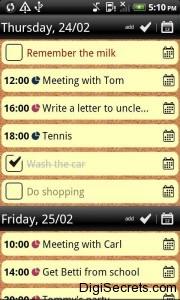 Total Agenda