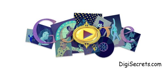 Google Doodle Freddie Mercury 65th Birthday
