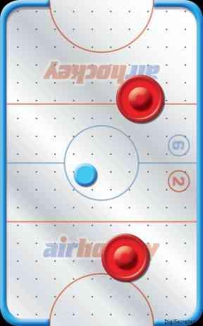 Platinum Air Hockey