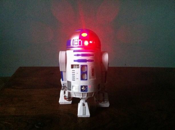 R2D2 Alarm Clock (5)