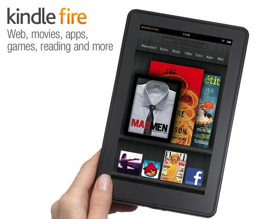 5 Best Kindle Fire Apps