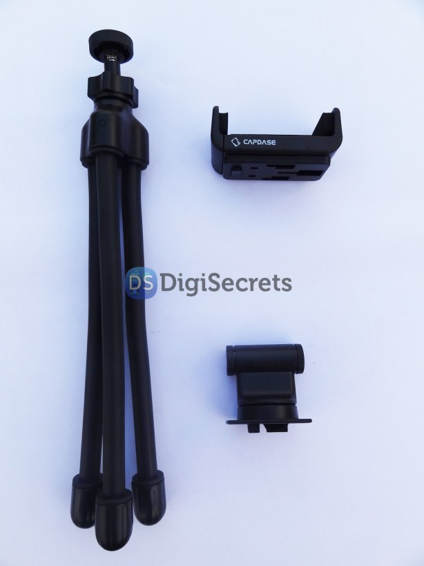 Capdase Smart Tripod For iPhone 4S