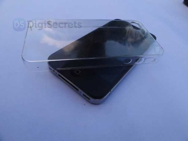SwitchEasy NUDE Case for iPhone 4S