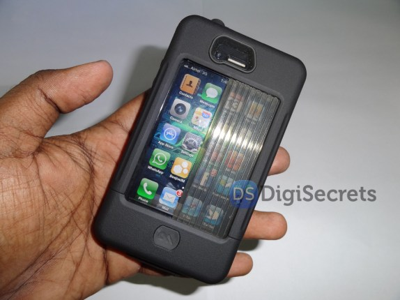 CaseMate Tank Case For iPhone 4S and iPhone 4