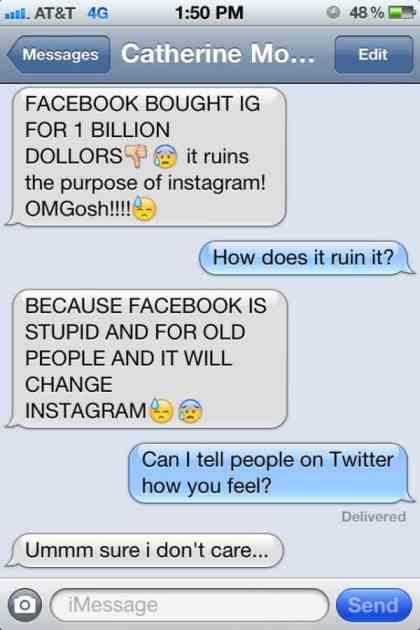 Facebook-Instagram Deal