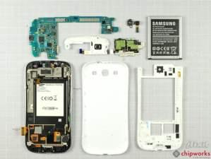 Samsung Galaxy S III - iFixit Teardown