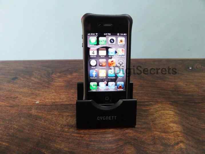 Cygnett Soundwave Bluetooth Speaker and Dock - Review (10)