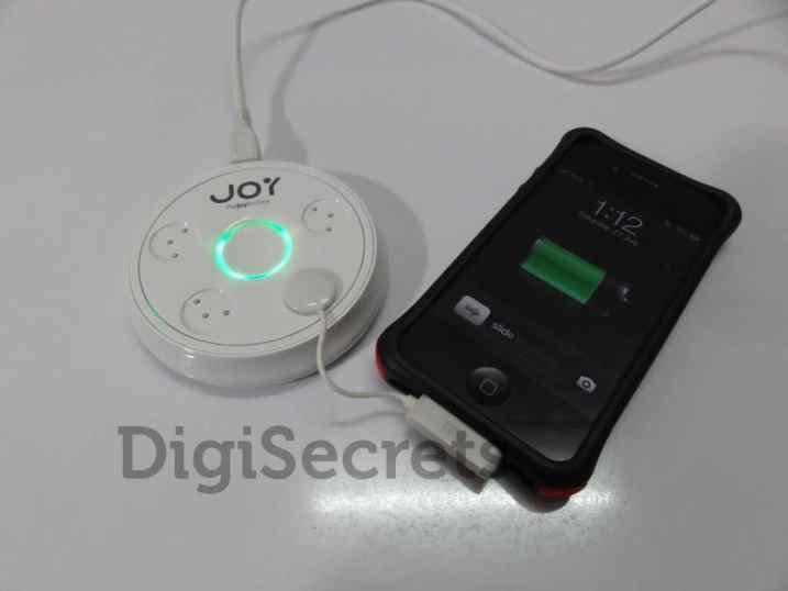 Joyfactory ZipMini Touch-n-Go Multi Charging Station (5)
