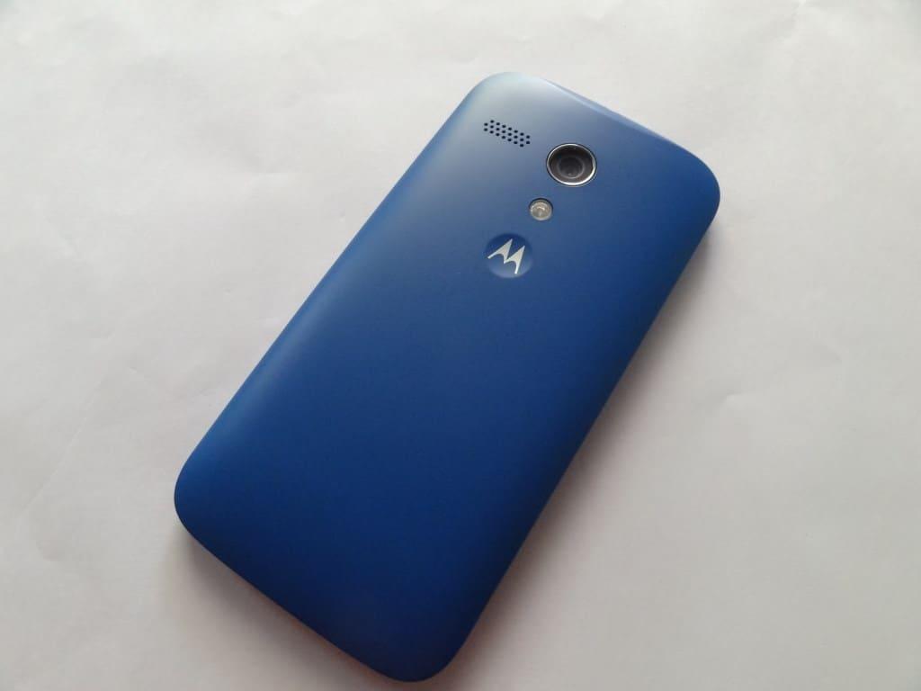 Moto G Official Back Shell (2)
