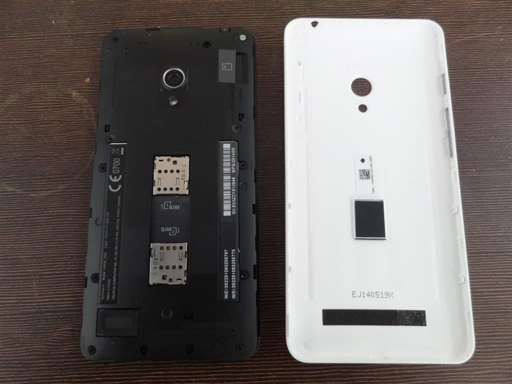 Asus Zenphone 5 7