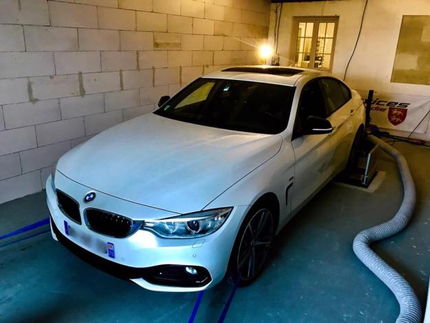 BMW 418d Gran Coupe Digiservices normandie