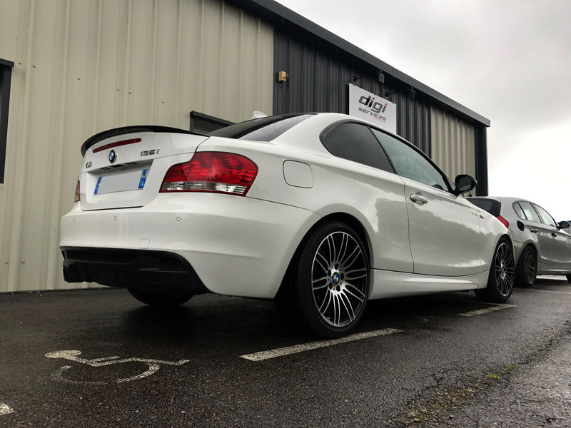 Reprogrammation BMW 135i M-Performances E87 de 326cv à 361cv - Rouen
