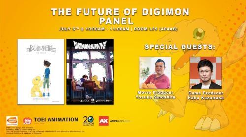 Digimon LA Panel