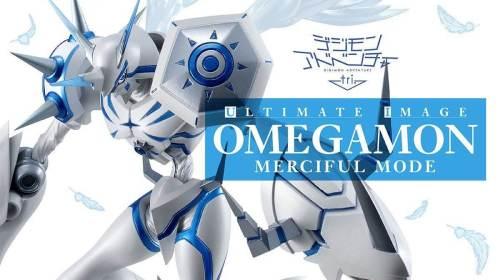 Omegamon Merciful Mode Figure