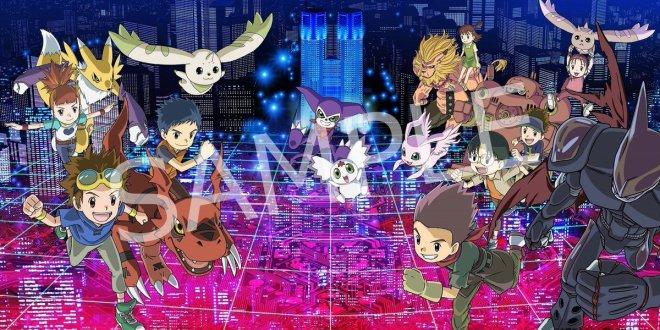 Digimon Tamers BluRay Box Cover color