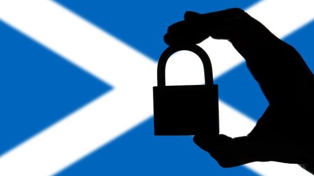 Scotland's cyber crime risk increasing