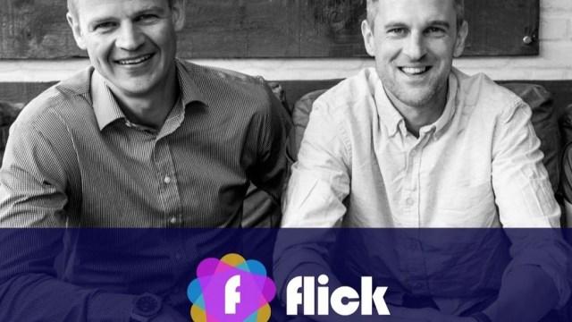 Flick eSports founders: Nigel Eccles and Rob Jones
