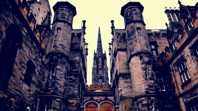 Edinburgh University Data-Driven Fellowships cloud