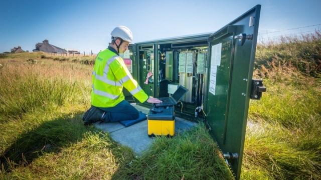 Broadband Compensation