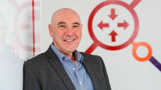 Ricky Nicol, CEO of Commsworld