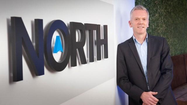 North Executive Director Scott McEwan