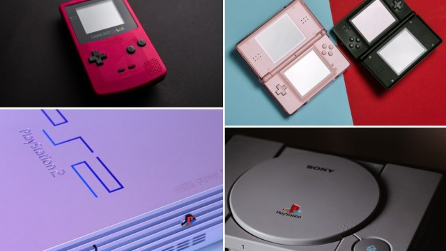 top-selling games consoles