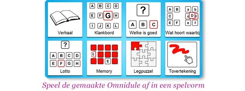 Omnidu, spelen met betekenisvolle taal!