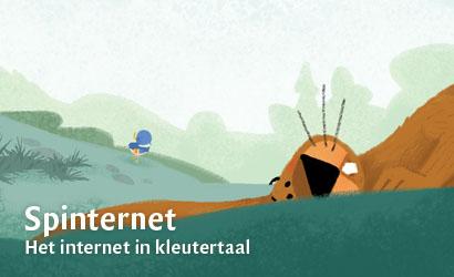Mediawijsheid met kleuters en het (sp)internet!