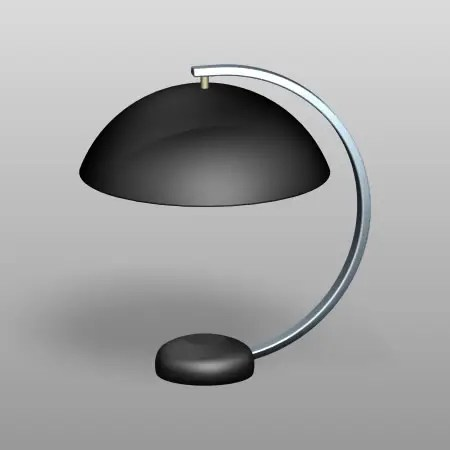 formZ 3D インテリア 照明器具 lighting equipment テーブルランプ table lamp