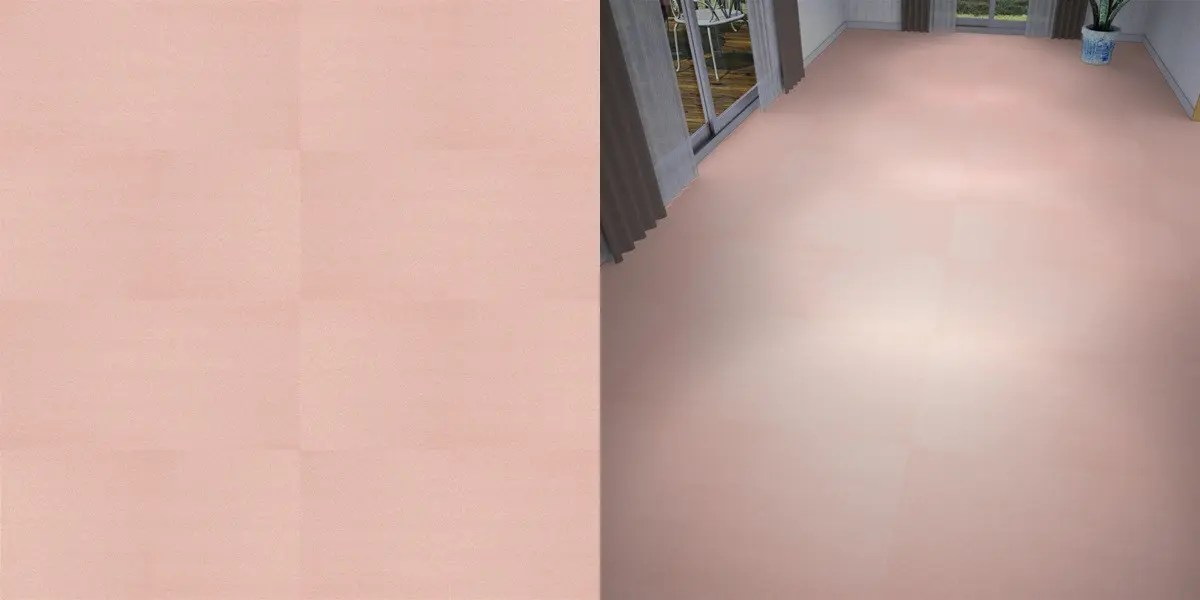 タイルカーペットのシームレステクスチャー丨床材 流し張り丨無料 商用可能 フリー素材 フリーデータ丨サンゲツ NT746