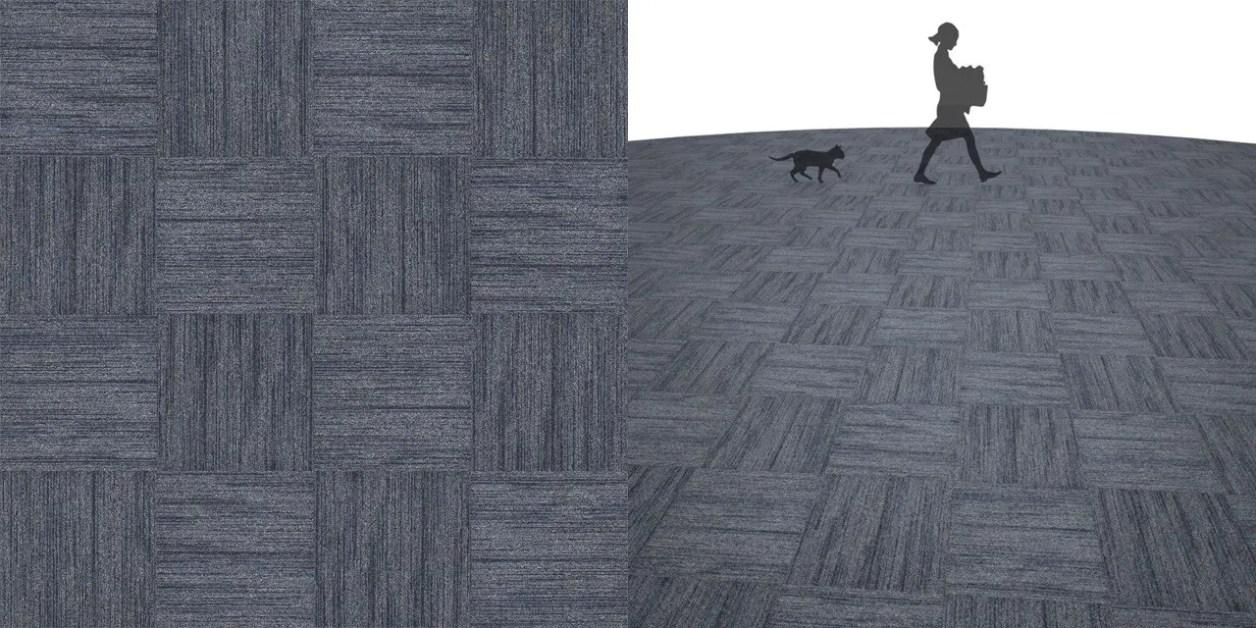 タイルカーペットのシームレステクスチャー丨床材 市松張り丨無料 商用可能 フリー素材 フリーデータ丨サンゲツ NT884
