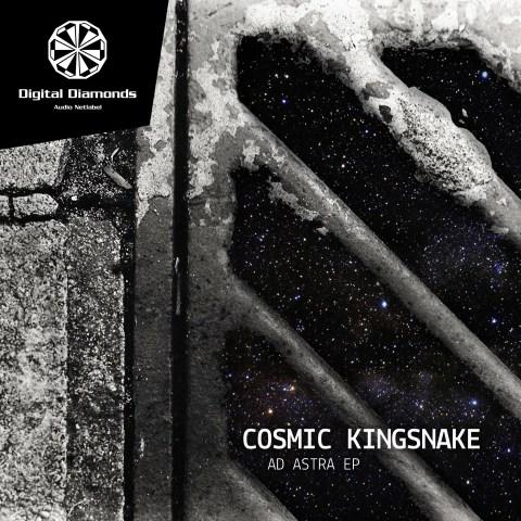 Cosmic Kingsnake – Ad Astra EP