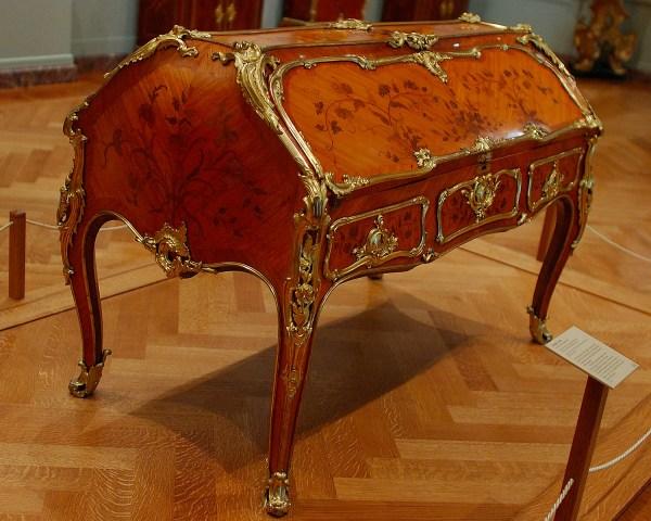 Furniture Art Of . Paul Getty Museum