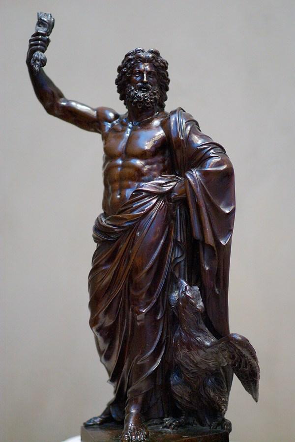 Bronze Sculptures Of . Paul Getty Museum
