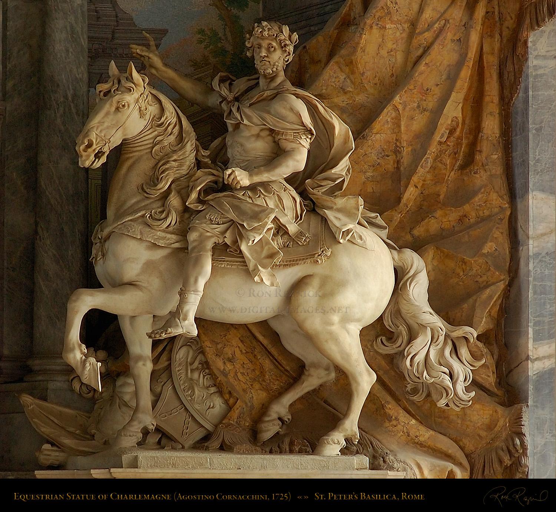 Resultado de imagen para estatua ecuestre constantino bernini