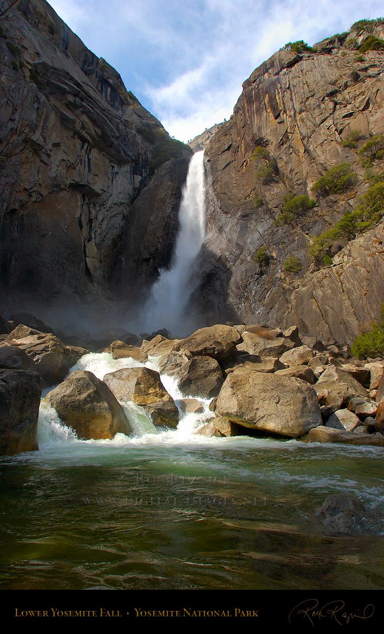 Yosemite Valley Waterfalls