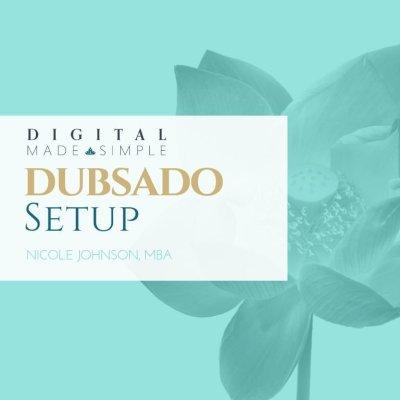 Dubsado Service Product