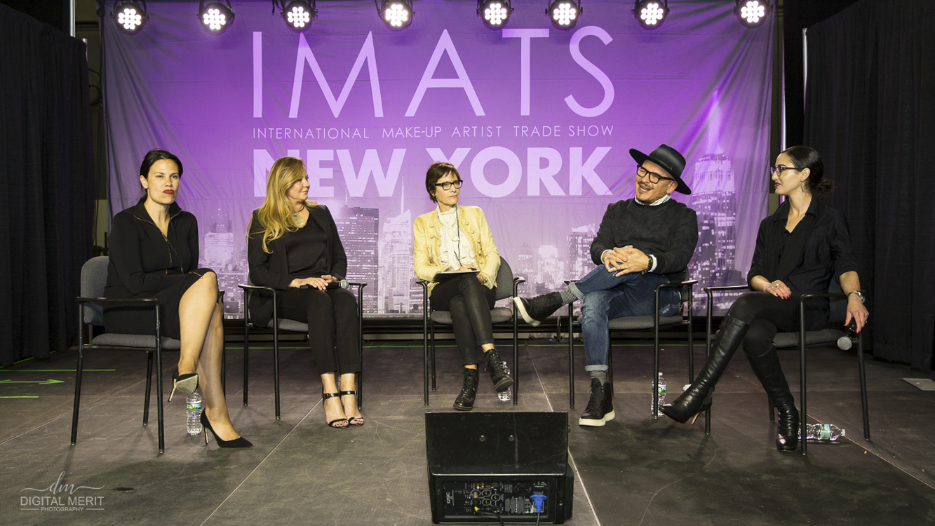 The Business of Make-Up: Agency Panel