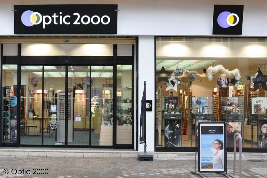 Optic 2000 poursuit la digitalisation de ses points de vente