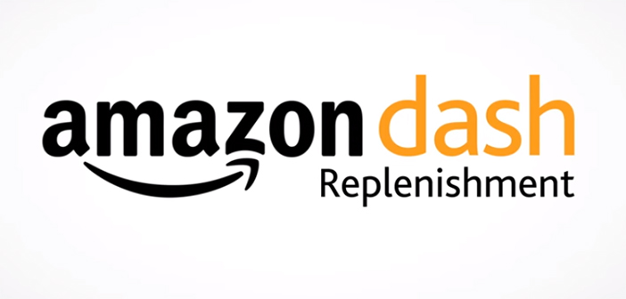 Le service Amazon Dash Replenishment est disponible en France