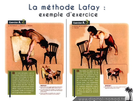 Exercice de la methode Lafay