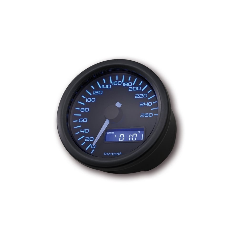 medium resolution of velona 260 speedometer 60mm black
