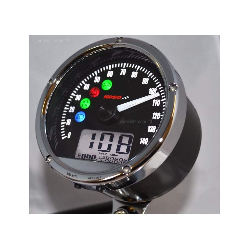 hight resolution of crb01s tnt 01s speedometer 140 mph kph includes a magnetic speed sensor